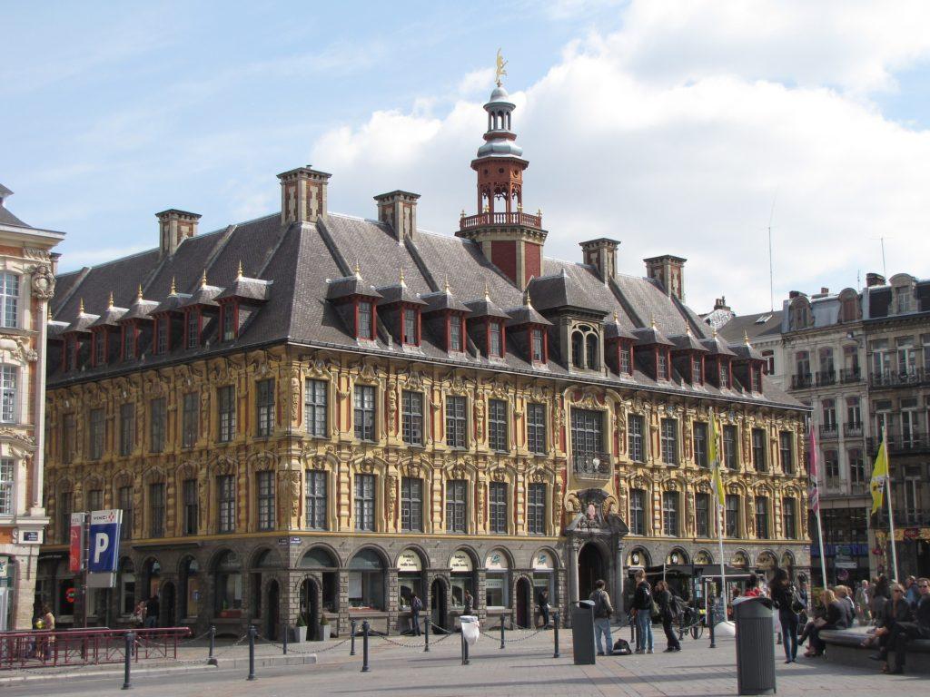 Photo Locaux Groupe Burrus Technologies Lille
